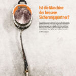 Maschine vs Mensch (aus Bergundsteigen Nr.111/So 2020)
